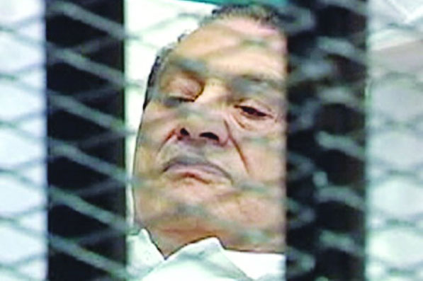Mubarak wishes to participate in the upcoming referendum on constitution