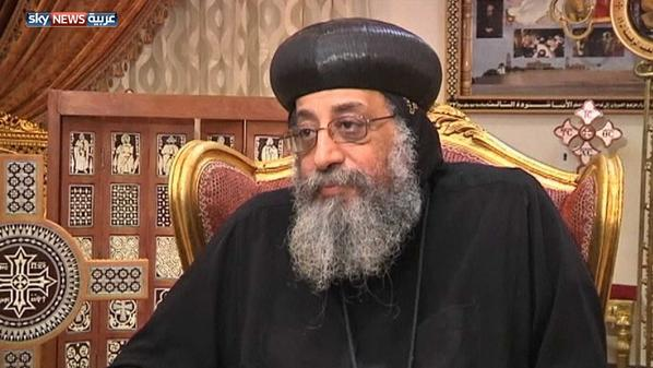 Pope Tawadros supports new constitution