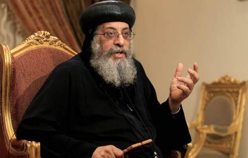 Pope Tawadros arrives to Germany in pastoral visit