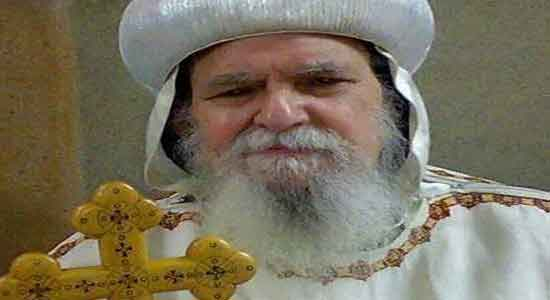 Bishop of Suez dies, funeral held at St. George Church