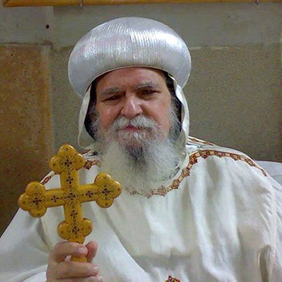 The Coptic Orthodox Church bids farewell to the bosom of Christ and His saints:His Grace Bishop Ignatius, Bishop of Al-Suez