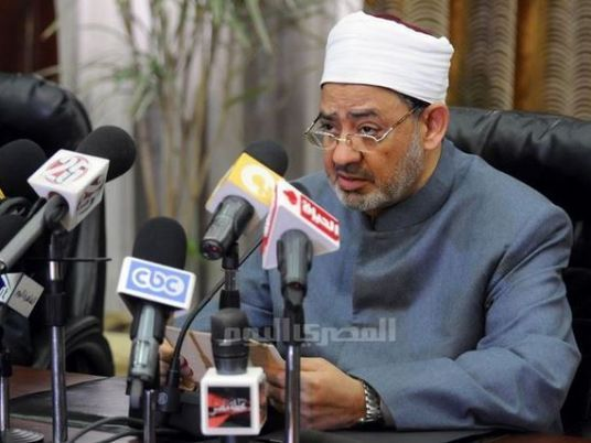 Al-Tayeb: Constitution achieves the hopes of the people