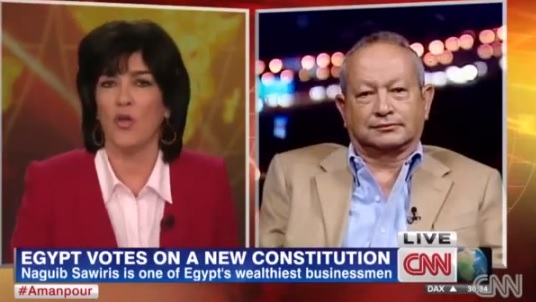 Egypt businessman on the state of Egypt