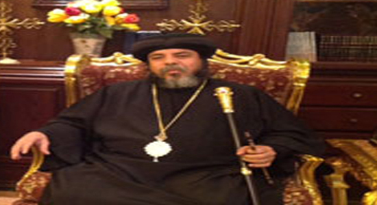 Holy Synod mourns the departure of Bishop Appolo's mother