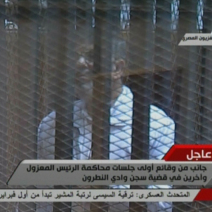 Morsi back in court for jailbreak case