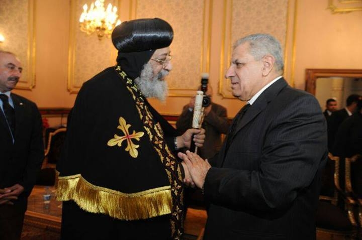 Prime Minister offers condolences on Coptic Pope mother's passing