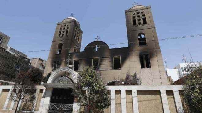 New defendants accused of burning church in Minya arrested