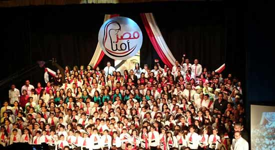 Minister of Culture and the governor of Port Said Participate in Coptic celebration