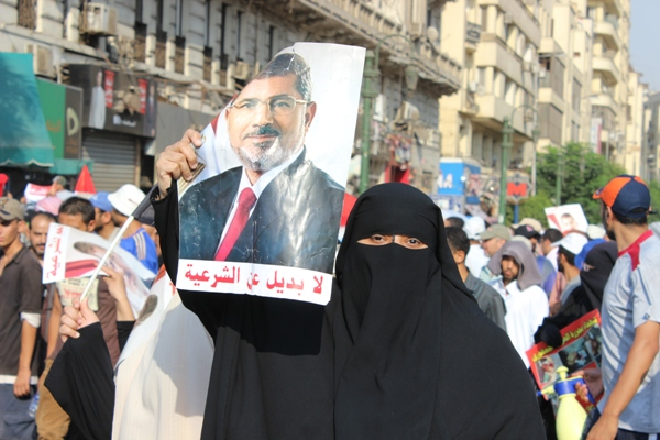 Egypt's pro-Mursi coalition calls for rally on January 2011 anniversary
