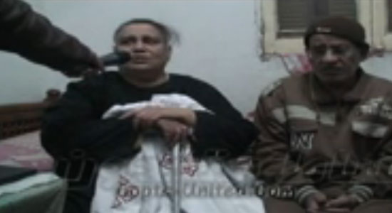 Families of killed Copts in Ain Shams demand security and revenge