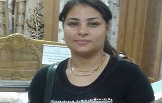 Family of disappeared Coptic girl holds sit-in