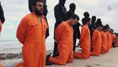 Coptic church celebrates first anniversary of 21 Coptic martyrs in Libya