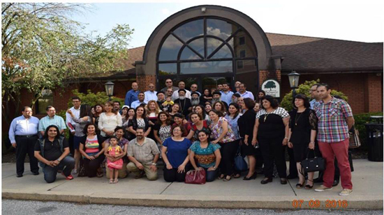 Church hold Conference for Coptic families in America