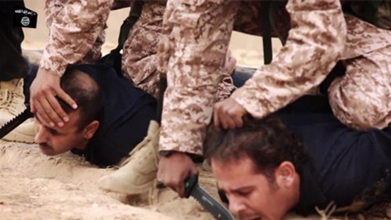 ISIS slaughter four Egyptians in Sirte