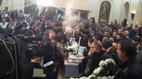 10 years old child join martyrs of St. Peter church bombing