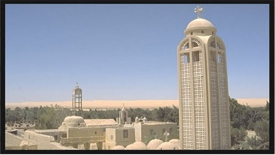 Mobile Networks start to operate at the monastery of St. Samuel in Minya