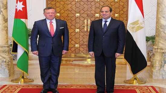 Sisi, King Abdullah II hold talks on Middle East peace process in Amman