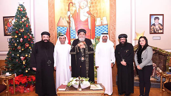 Pope receives the Secretary-General of the Council of Muslim Sages