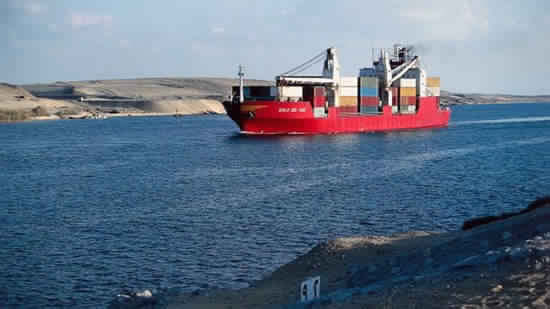 Suez Canal achieve new record in daily loads