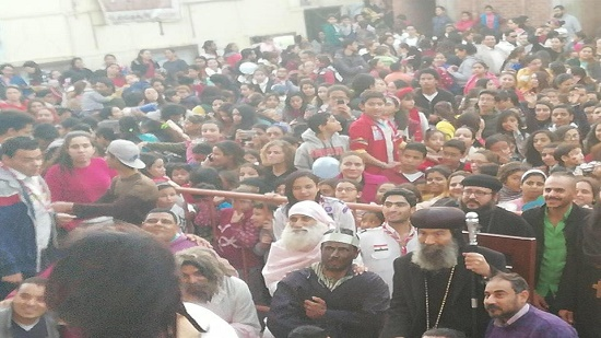 1300 children attend Church carnival at May 15th city