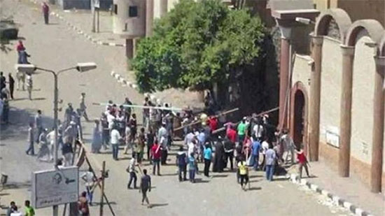 Assailant of St. George Church in Ain Shams is sentenced to 3 years in prison