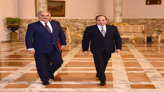Sisi stresses Egypt's support for stability in Libya