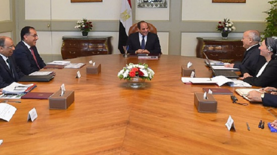 Egypts Sisi orders swift implementation of new solid waste management system