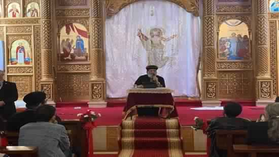 Pope Tawadros: We pray for Syria and the kidnapped Syrian bishops