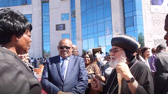 Coptic Orthodox Hospital in Africa