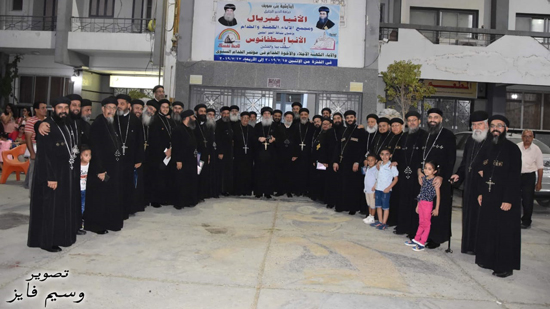 Beni Suef diocese concludes its ministers conference