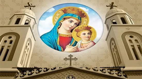 Coptic Churches celebrate fasting of the Virgin Mary by spiritual festivals