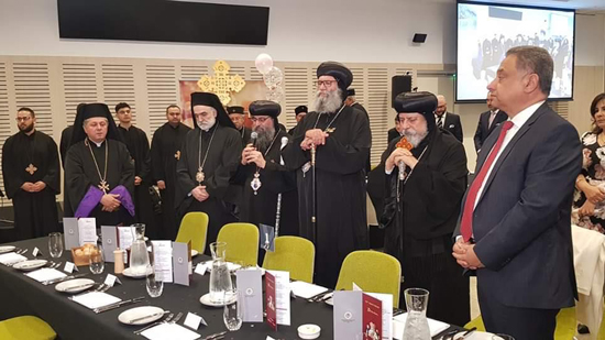Sydney Diocese celebrates 50 years anniversary of its first Coptic church