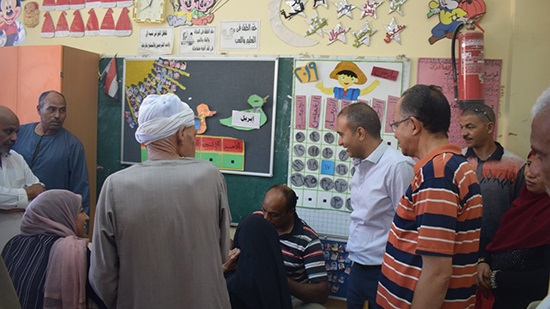 Art activities to face sectarian strife in the villages of Minya