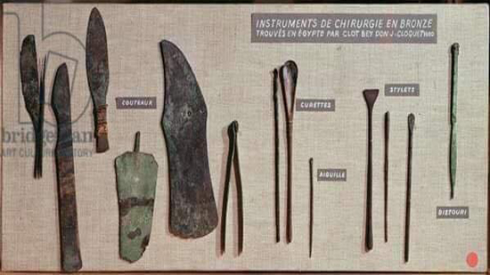 Advanced surgeries 4600 years ago