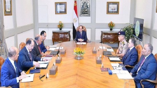 Egypt will confront terrorism and all those who support it, says Sisi