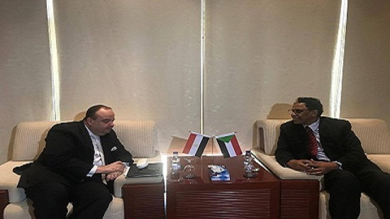 Egypt spares no effort to boost cooperation with Sudan: Egyptian ambassador to Khartoum