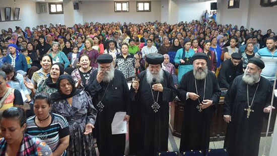 The Diocese of Minya rescues 600 women from illiteracy