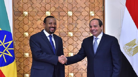 Egypts Sisi, Ethiopias Prime Minister Abiy Ahmed discuss GERD on the sidelines of the Russia-Africa Summit in Sochi