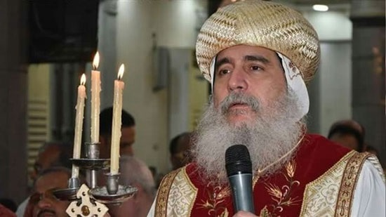 Bishop of Beni Suef ordains dozens of deacons in Kafr Nasser