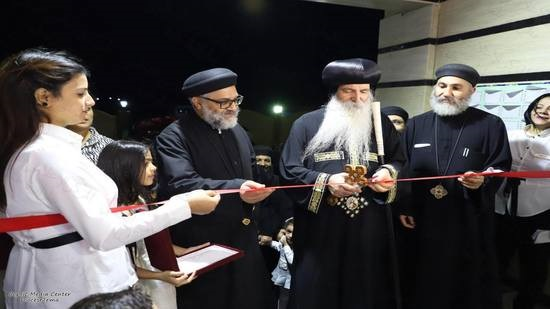 Tima diocese opens the first Hospice of the Coptic Church