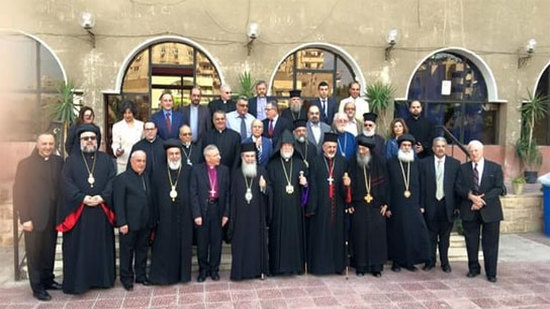 Middle East Council of Churches renovates 24 shops in Syria