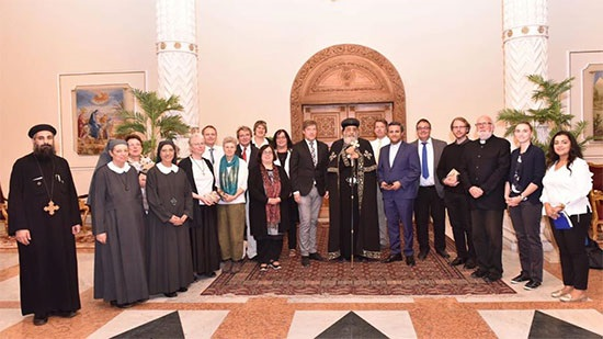 Pope receives delegation of German Evangelical Church