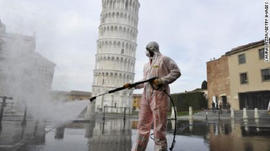 Italy surpasses China in number of coronavirus deaths