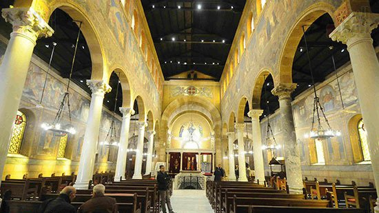 Churches of Beni Suef receives worshippers without prior reservation
