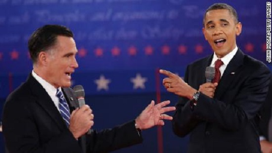 The magic moments that can win presidential debates