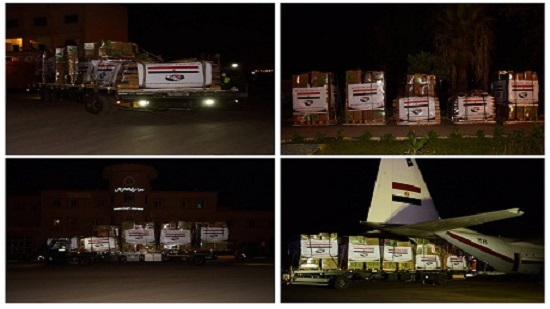 Egypt dispatches more humanitarian aid to flood-stricken Sudan