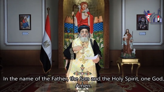 Pope: Youth bishopric for America and Canada started by Pope Shenouda