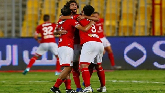 Ecstatic Ahly players celebrate Egyptian league title, eye African Champions League trophy