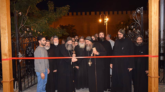 Muharraq monastery opens the Holy Family Cultural Center