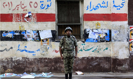 The rule of SCAF is coming to an end
